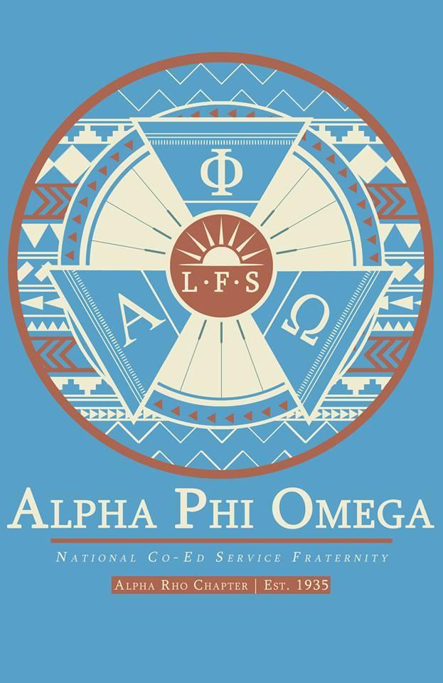 Alpha Phi Omega Alpha Rho Chapter